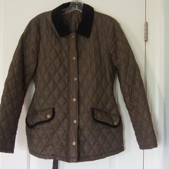 Forever 21 Jackets & Blazers - Hunter Green Winter Coat (10)
